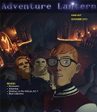 Adventure Lantern - December 2012 Issue