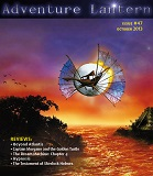 Adventure Lantern - October 2013 Issue